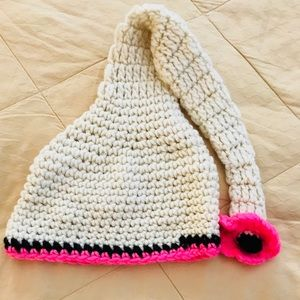 Other - Cute hand crocheted toddler hat.